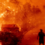 California Bond Wildfire Forces Evacuations As It Burns Over 7,200 Acres