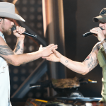 """Florida Georgia Line and Chase Rice release video for 'Drinkin' Beer. Talkin' God. Amen."""""""
