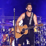 """Thomas Rhett earns his 17th No. 1 on the country charts with """"What's Your Country Song"""""""