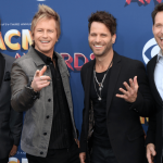 "Blanco Brown and Parmalee hit No. 1 on country charts with ""Just The Way"""