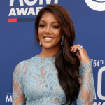 Mickey Guyton says to expect her first full-length album this summer